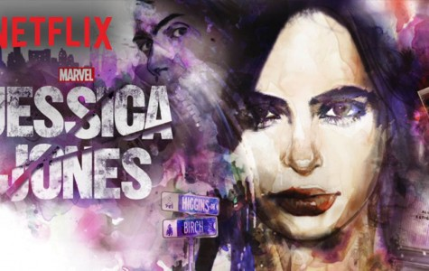Marvel comic Jessica Jones becomes Netflix Original Series
