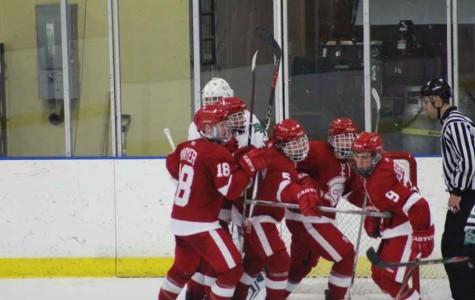Boys' hockey still undefeated, faces tough matchups with top-ten teams