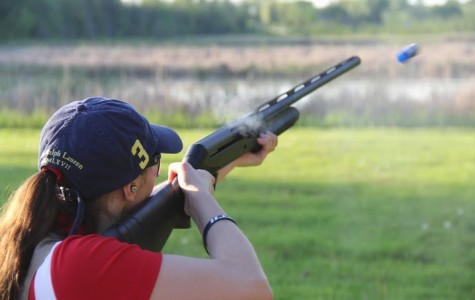 Clay target team receives and utilizes donations
