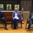 The panelists discussed education reform and the Every Child Succeeds Act.
