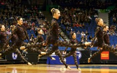 Dance Team takes 2nd in Jazz, 5th in Kick at State