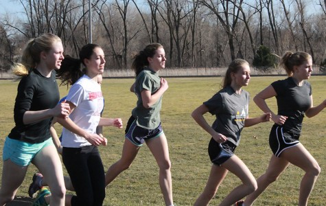 Running club provides year-round conditioning