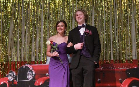 Prom Princess named at Grand March