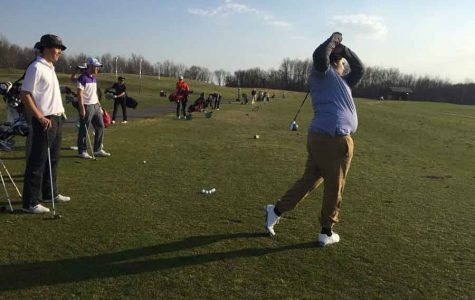 Boys' Golf looks for new and returning to propel them to the top of the conference