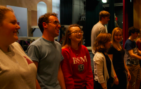 Graduating seniors reflect on their time in the BSM drama department