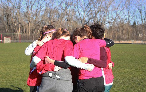 Ladies form their own ultimate frisbee team
