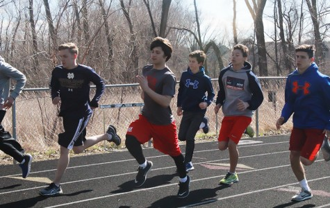 Track and field mixes new and returning athletes to strive for State competition