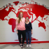 Juniors Macy Rooney and Teagan Wolf are both fluent language speakers, Rooney in French and Wolf in Spanish; through BSM, these students have now completed the curriculum in their respective languages.