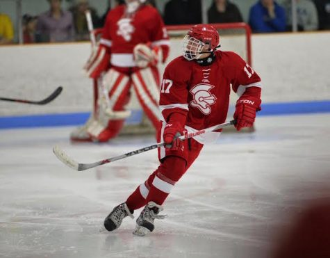 Senior returns to home country of Japan to play hockey