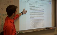 Physics teacher introduces new unit centered around diversity