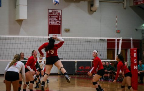 Volleyball team look to solid coaching staff and dedication to make it to State