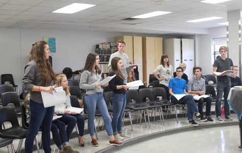 """Students cast in fall musical """"The Addams Family"""""""