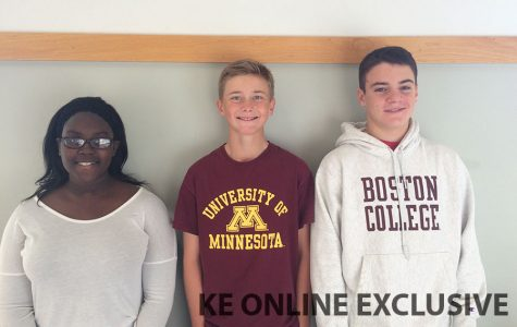 Freshmen elected as class officers for 2016-2017