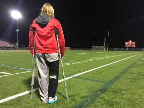 Multiple athletes suffer serious injuries that make everyday tasks difficult