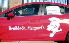 BSM family won Red Knight car in auction raffle