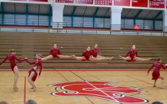 Dance Team starts season hot in anticipation for success at State level