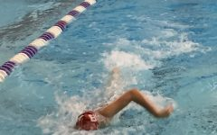 Girls' swim places 4th at Section 2A Meet, sends five swimmers to State