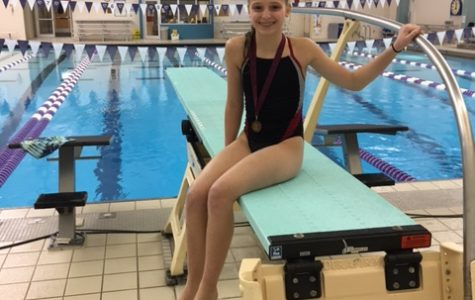 BSM girls' diving is reestablished due to talented diver