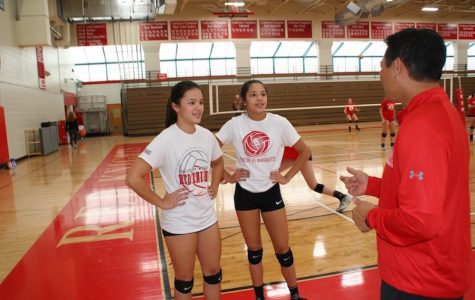 Luong family bonds over volleyball