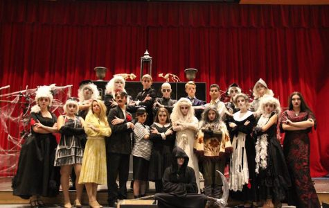 """The Addams Family"" receives Spotlight Awards"