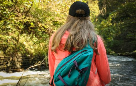 Students explore the wilderness through love of hiking