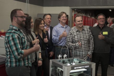 BSM engineering department uses new technology with 3D printer
