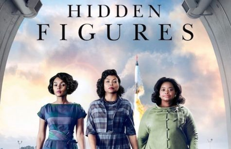 "Powerful leading actresses steal the show in ""Hidden Figures"""