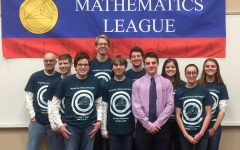 Math league wins state in the Gamma Division