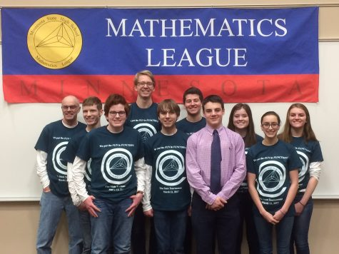 Knowledge bowl team places 9th at Regions