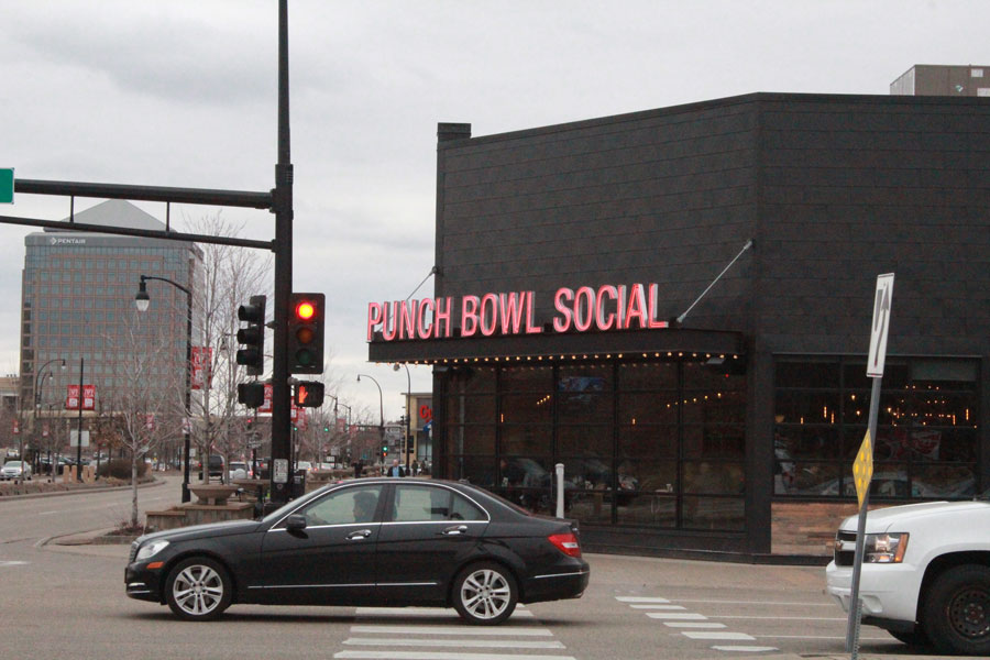 Punch Bowl Social, conveniently located at West End, provides patrons an interesting experience that they cannot find anywhere else.