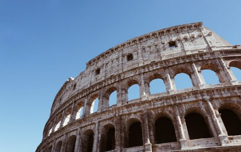 Students visit Italy over spring break