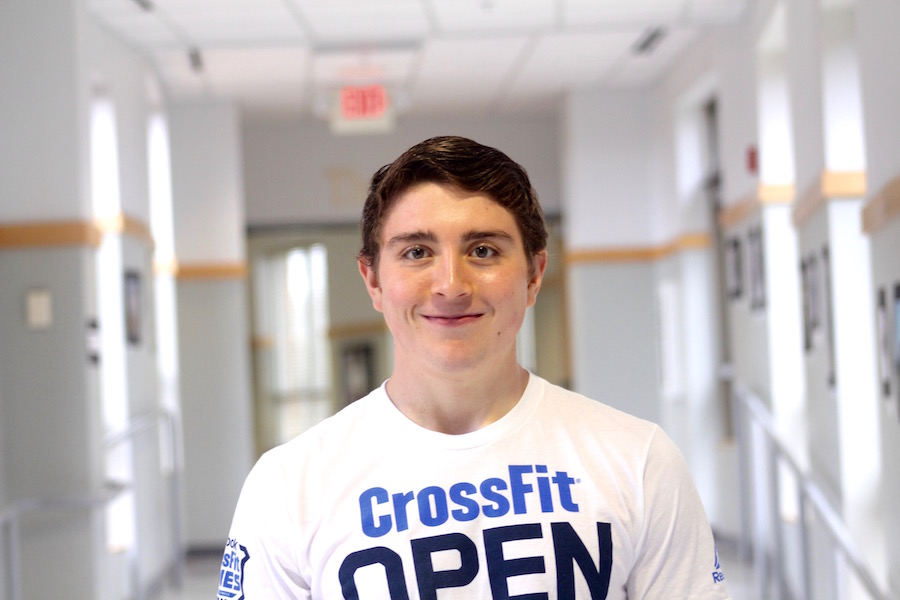 Sean+McCollough+has+recently+started+CrossFit%2C+but+has+already+noticed+both+his+improvement+and+the+benefits.