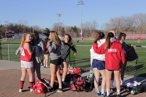 BSM track and field records broken early in the season