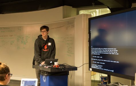 "Engineering students participate in annual ""Hackathon"""