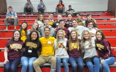 BSM holds annual breakfast for seniors and alumni
