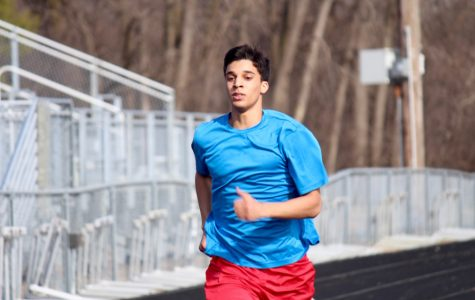 BSM girls' and boys' track competed at True Team Sections