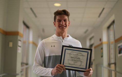 BSM senior wins Caring Youth Award