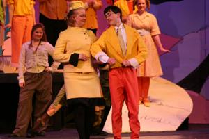 Seussical Delights audiences young and old