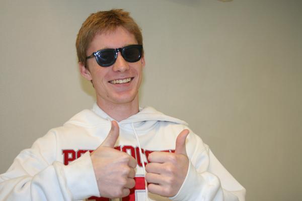 Sean Buckhorn -- Sports Editor