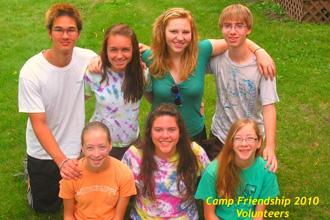 Camp Friendship wins heart of senior