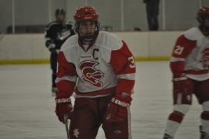 Hockey phenom is Wisconsin bound