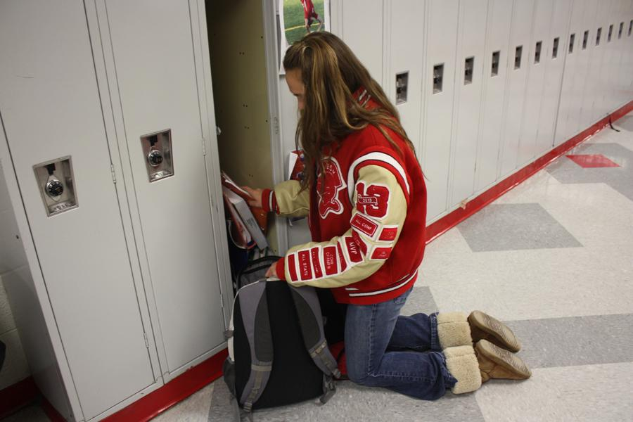 Letter jackets give students a chance to show BSM pride