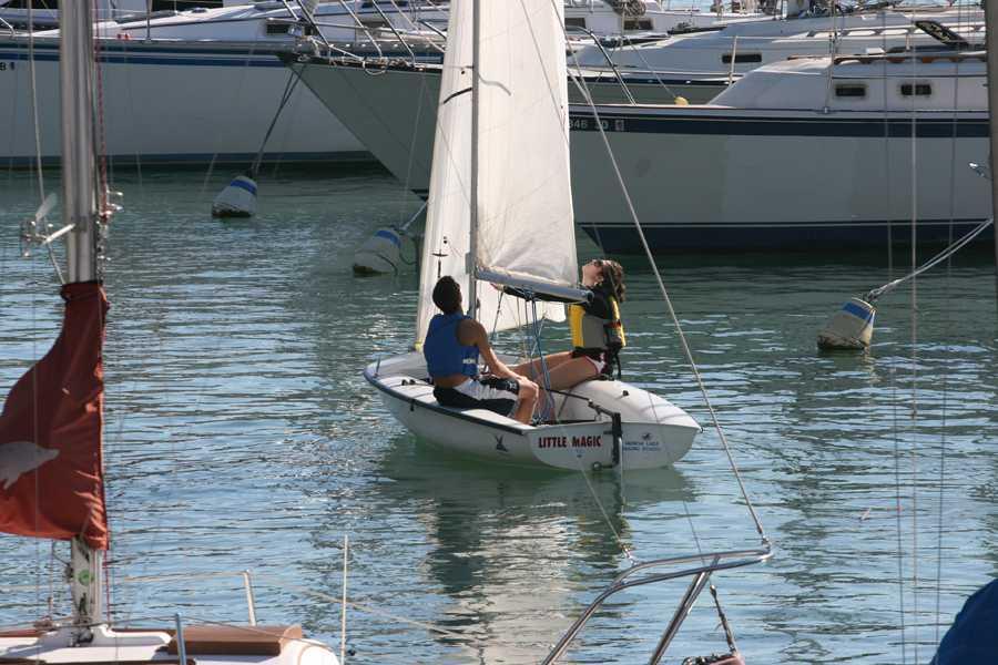 Team sets sail for a promising season
