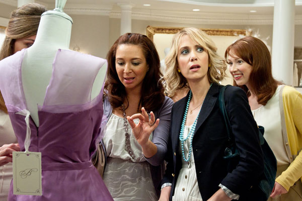 Bridesmaids Is Very Engaging