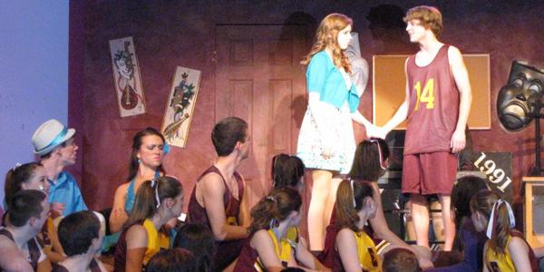 Drama department presents High School Musical: On Stage!