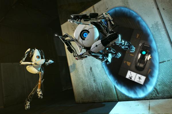 Portal 2 re-revives puzzle genre