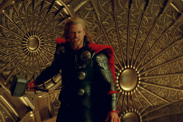Thor Delivers an Electrifying Performance