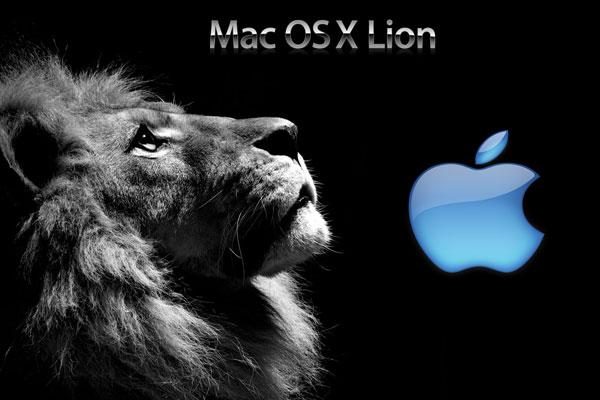 OS Lion Roars Onto Mac