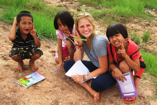 Cashman spends July serving in Thailand