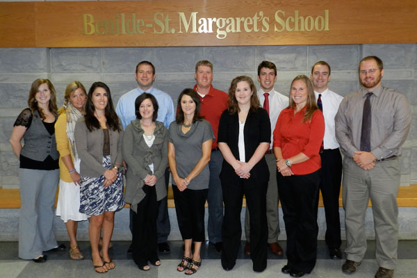 New faculty members join BSM family